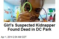 Kidnap Suspect Found Dead in DC Park