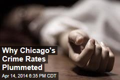 Why Chicago's Crime Rates Got Weirdly Low