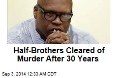 Half-Brothers Cleared of Murder After 30 Years