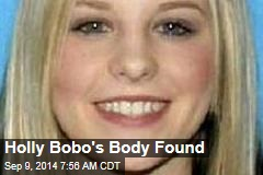 Holly Bobo's Body Found