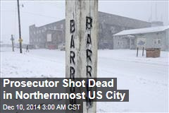 Prosecutor Shot Dead in Northernmost US City