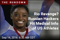 Rio Revenge? Russian Hackers Hit Medical Info of US Athletes