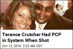 Terence Crutcher Had PCP in System When Shot