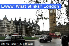 Ewww! What Stinks? London