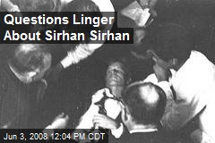 Sirhan Sirhan – News Stories About Sirhan Sirhan - Page 1 | Newser