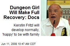 Dungeon Girl Will Make Full Recovery: Docs