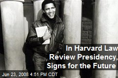 In Harvard Law Review Presidency, Signs for the Future