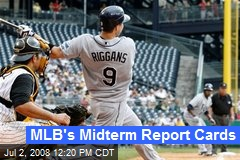 MLB&#39;s Midterm Report Cards