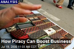 How Piracy Can Boost Business