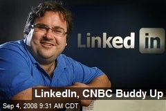 LinkedIn, CNBC Buddy Up