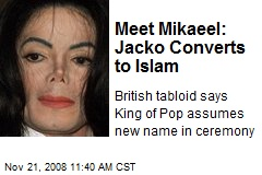 Meet Mikaeel: Jacko Converts to Islam