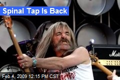 Spinal Tap Is Back