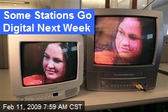 Some Stations Go Digital Next Week