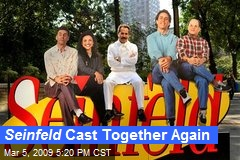 Seinfeld Cast Together Again