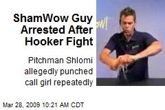 Shamwow Guy Fight 13