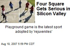 Four Square Gets Serious in Silicon Valley