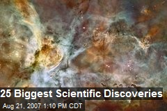 25 Biggest Scientific Discoveries