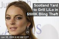 scotland yard to grill lilo in