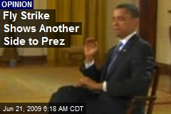 Fly Strike Shows Another Side to Prez