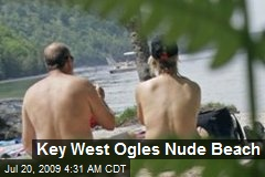 Key West Ogles Nude Beach