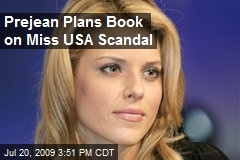 Prejean Plans Book on Miss USA Scandal