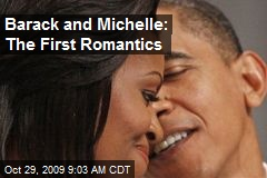 Barack and Michelle: The First Romantics