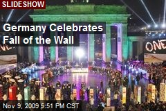 Germany Celebrates Fall of the Wall