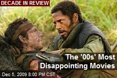 The &#39;00s&#39; Most Disappointing Movies