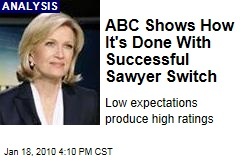 ABC Shows How It's Done With Successful Sawyer Switch