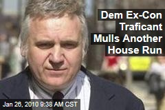 Dem Ex-Con Traficant Mulls Another House Run