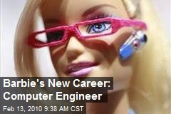 Barbie&#39;s New Career: Computer Engineer