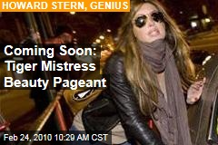 Coming Soon: Tiger Mistress Beauty Pageant