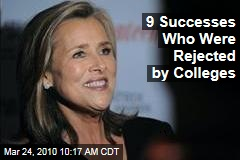 9 Successes Who Were Rejected by Colleges