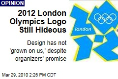 2012 London Olympics Logo Still Hideous