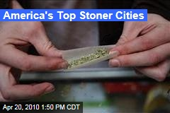 America's Top Stoner Cities