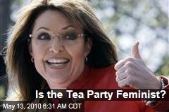Is the Tea Party Feminist?