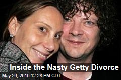 Inside the Nasty Getty Divorce