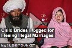 Child Brides Flogged for Fleeing Illegal Marriages