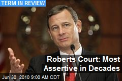 Roberts Court Flexed its Muscle