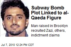 Subway Bomb Plot Linked to al-Qaeda Figure