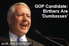 Birther are dumbasses