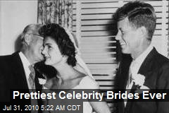 Prettiest Celebrity Brides Ever
